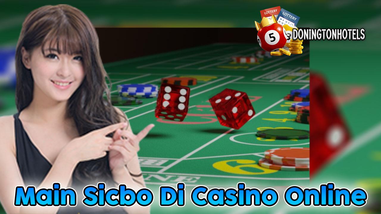 Main Sicbo di Casino Online